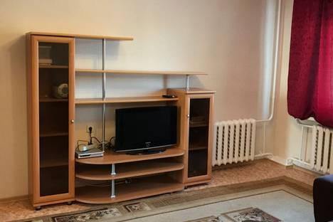 Сдается 1-комнатная квартира посуточно в Надыме, улица Строителей, 2а.