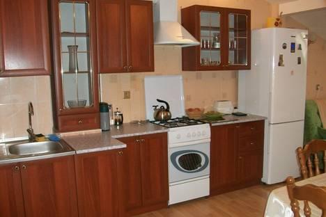 Сдается 2-комнатная квартира посуточно в Анапе, улица Терская, 79.