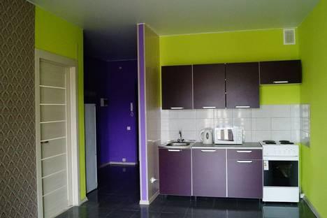 Сдается 1-комнатная квартира посуточно в Великом Новгороде, Колмовская набережная, 85.