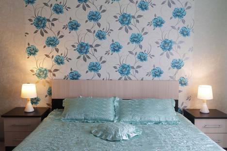 Сдается 2-комнатная квартира посуточно, улица Новоселов, 29.
