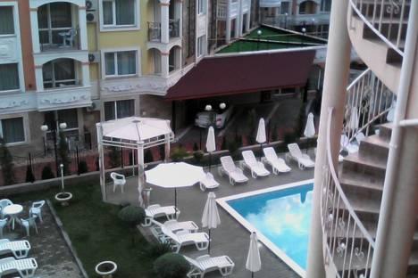 Сдается 1-комнатная квартира посуточнов Несебыре, Солнечный берег.