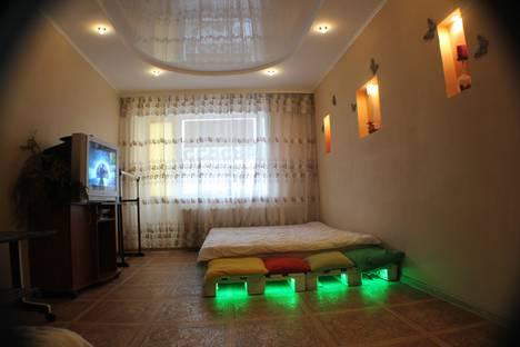 Сдается 1-комнатная квартира посуточнов Омске, улица Перелета, 6.