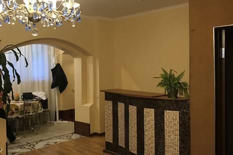 Сдается 2-комнатная квартира посуточно в Кисловодске, Клары Цеткин 26.