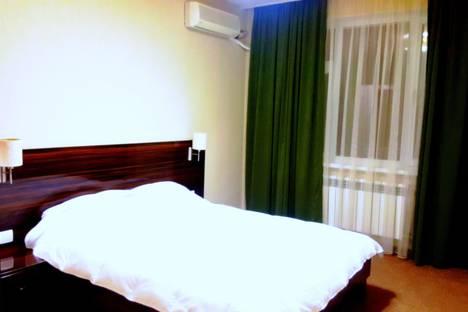 Сдается 2-комнатная квартира посуточнов Актау, 7 микрорайон, дом 1.