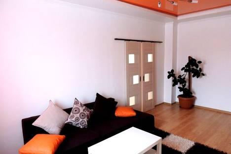 Сдается 1-комнатная квартира посуточно в Актау, микрорайон 14, дом 22.