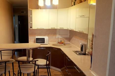 Сдается 2-комнатная квартира посуточно в Актау, микрорайон 12, дом 71.