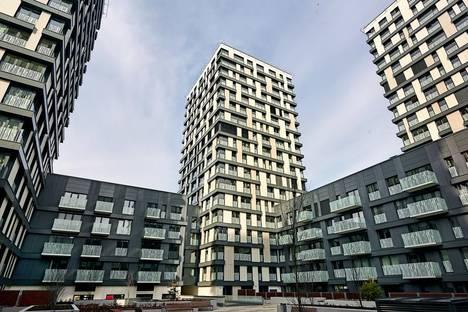 Сдается 2-комнатная квартира посуточно в Праге, Česko, Praha, Žižkov, Olšanská 4e.