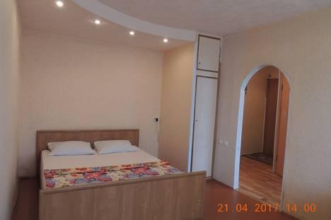 Сдается 1-комнатная квартира посуточно в Архангельске, проспект Ломоносова д.250.