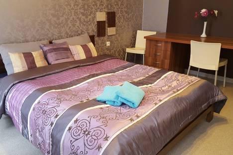 Сдается 1-комнатная квартира посуточно в Вильнюсе, V.Šopeno 3.