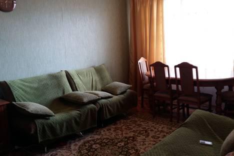 Сдается 2-комнатная квартира посуточно в Гудауте, проспект Героев, 20.