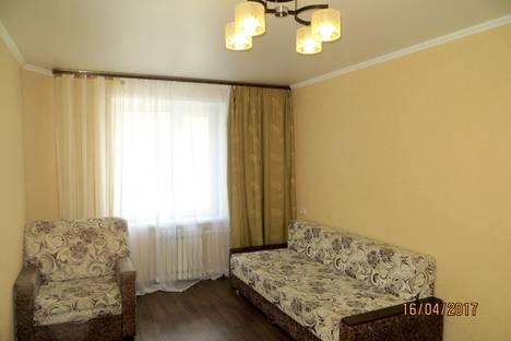 Сдается 1-комнатная квартира посуточнов Петропавловске-Камчатском, проспект Рыбаков, 15.