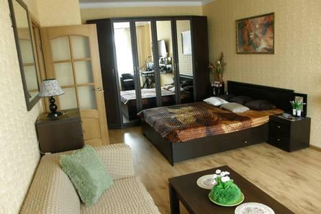 Сдается 1-комнатная квартира посуточно в Калининграде, улица Артиллерийская 65.