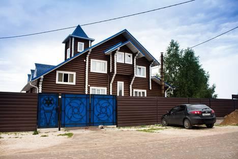 Сдается коттедж посуточнов Казани, Кульсеитово Зеркальная 1.