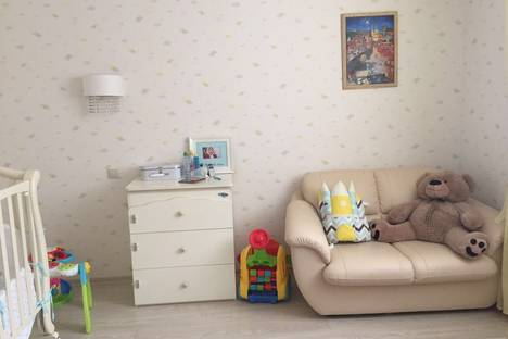 Сдается 2-комнатная квартира посуточно в Анапе, улица Крымская, 112.