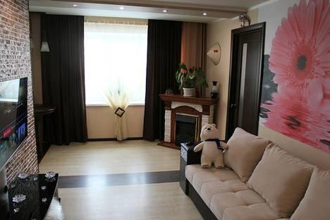 Сдается 3-комнатная квартира посуточно в Мурманске, Юрия Гагарина, 6.