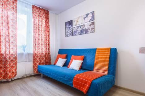 Сдается 1-комнатная квартира посуточно в Балашихе, ул. Дмитриева, 4.
