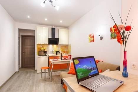 Сдается 1-комнатная квартира посуточно в Королёве, ул. Горького, 79к17.