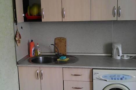 Сдается 1-комнатная квартира посуточно, улица Степана Разина, 14.