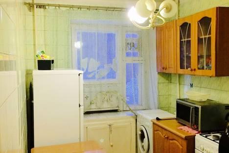 Сдается 1-комнатная квартира посуточнов Уфе, Карла маркса, 40.