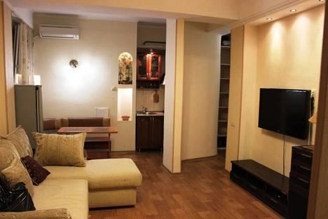 Сдается 1-комнатная квартира посуточно в Сочи, улица Лысая Гора 9 2.