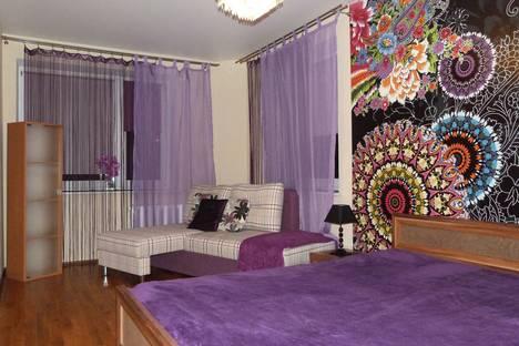 Сдается 3-комнатная квартира посуточно в Витебске, улица Чкалова дом 28 корпус 3.