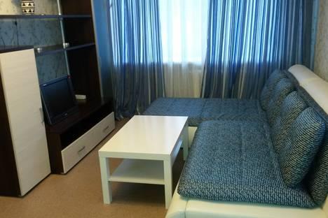 Сдается 1-комнатная квартира посуточнов Ухте, улица Семяшкина д.8а.