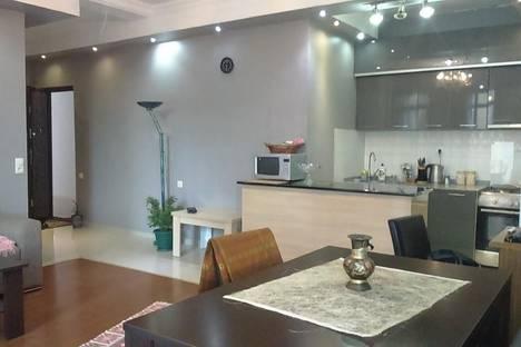 Сдается 3-комнатная квартира посуточнов Кобулети, ул. Мелашвили 33.