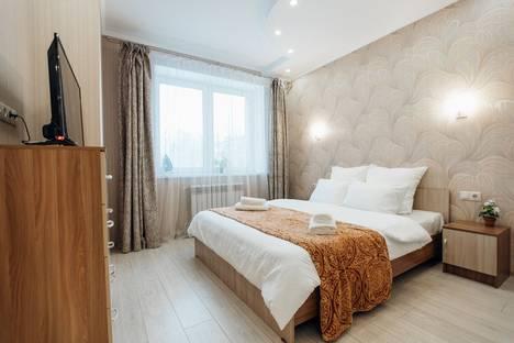 Сдается 2-комнатная квартира посуточно в Калуге, улица Пестеля 19.