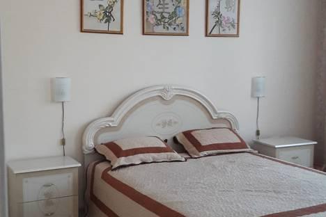 Сдается 2-комнатная квартира посуточно в Анапе, улица Терская 40.