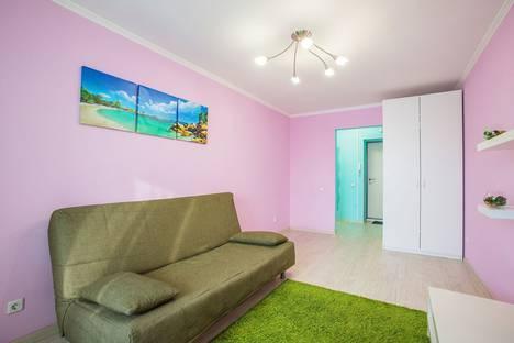Сдается 1-комнатная квартира посуточно в Барнауле, Павловский тракт, 203.