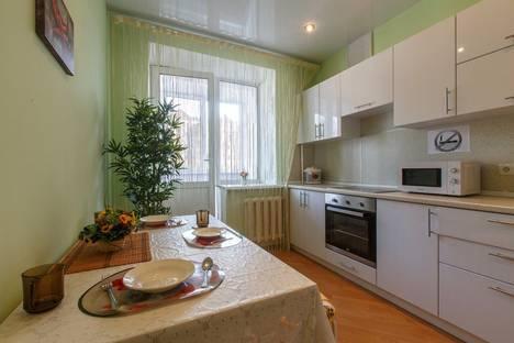 Сдается 1-комнатная квартира посуточно в Самаре, Никитинская улица, 30.