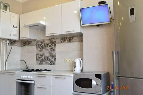 Сдается 1-комнатная квартира посуточнов Геленджике, ул. Туристическая, 3Д к1.