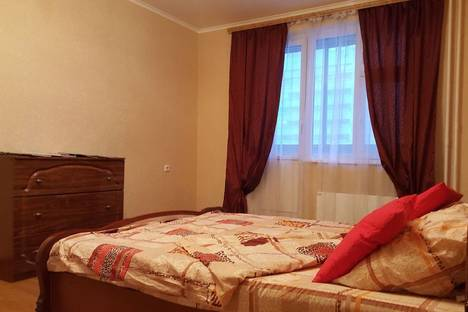 Сдается 1-комнатная квартира посуточнов Реутове, улица Академика Челомея, 9.