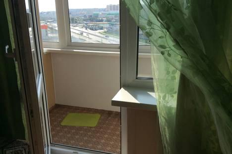 Сдается 3-комнатная квартира посуточно в Красноярске, улица Молокова, 33.