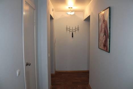 Сдается 1-комнатная квартира посуточно в Вологде, ул. Щетинина 8.