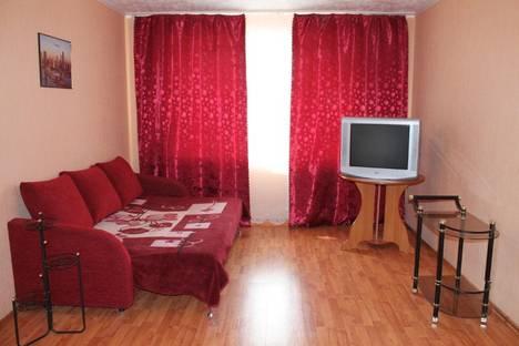 Сдается 1-комнатная квартира посуточно в Вологде, Текстильщиков 13.