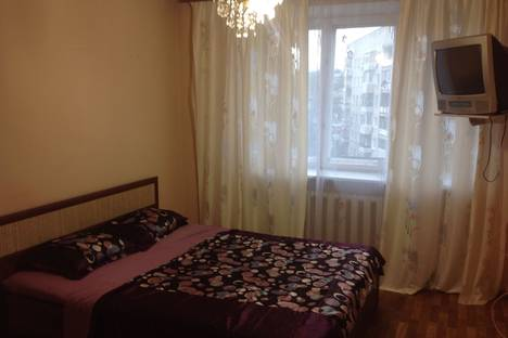 Сдается 3-комнатная квартира посуточно в Хабаровске, гайдара 12.