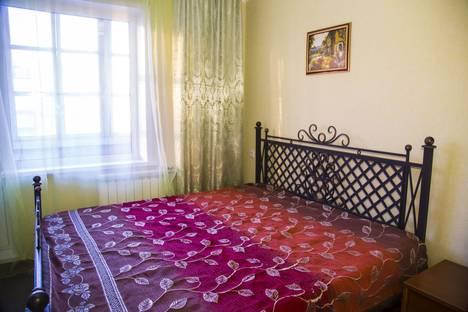 Сдается 2-комнатная квартира посуточно в Красноярске, ул. 78 Добровольческой бригады, 11.