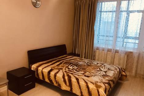 Сдается 1-комнатная квартира посуточно, Депутатская 84/1.