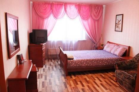 Сдается 1-комнатная квартира посуточно в Красноярске, ул. Молокова, 14.