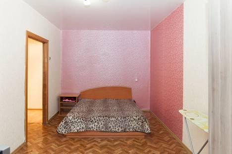 Сдается 1-комнатная квартира посуточно в Новосибирске, ул. Ленина, 30/1.