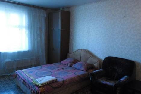 Сдается 1-комнатная квартира посуточнов Казани, Академика Парина, 6.