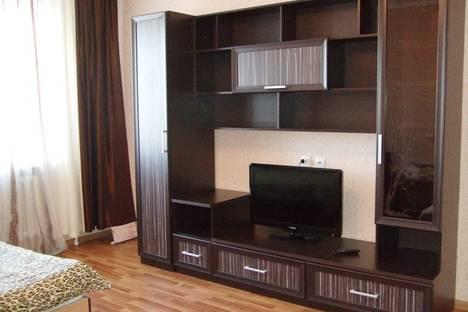 Сдается 1-комнатная квартира посуточнов Брянске, Красноармейская, 100.