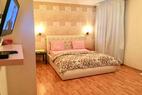 Сдается 1-комнатная квартира посуточно в Вологде, ул. Некрасова, д 65.