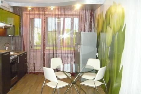 Сдается 3-комнатная квартира посуточно в Новокузнецке, Кирова 84.