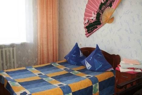 Сдается 2-комнатная квартира посуточнов Брянске, Красноармейская, 100.