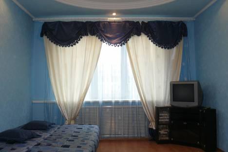 Сдается 2-комнатная квартира посуточно в Ижевске, Советская, 38.