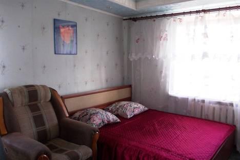 Сдается 2-комнатная квартира посуточнов Ижевске, Ленина 8.