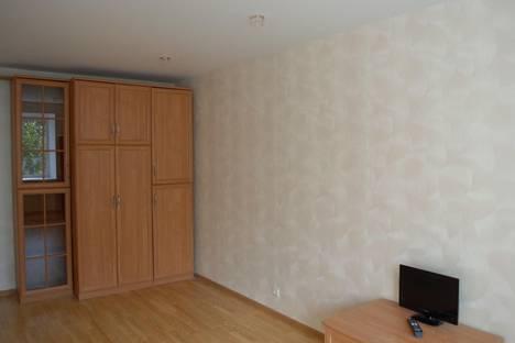 Сдается 1-комнатная квартира посуточно в Нижнем Новгороде, проспект Ленина 16а.