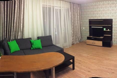 Сдается 1-комнатная квартира посуточнов Новосибирске, улица Семьи Шамшиных 90/5.